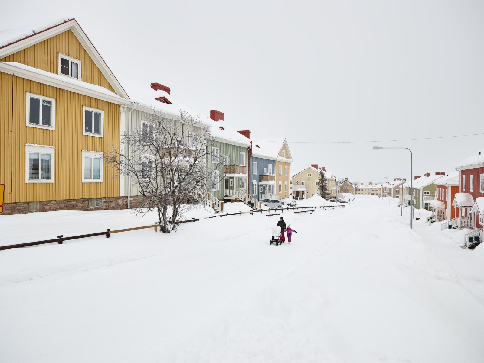 Kiruna, a town on the move