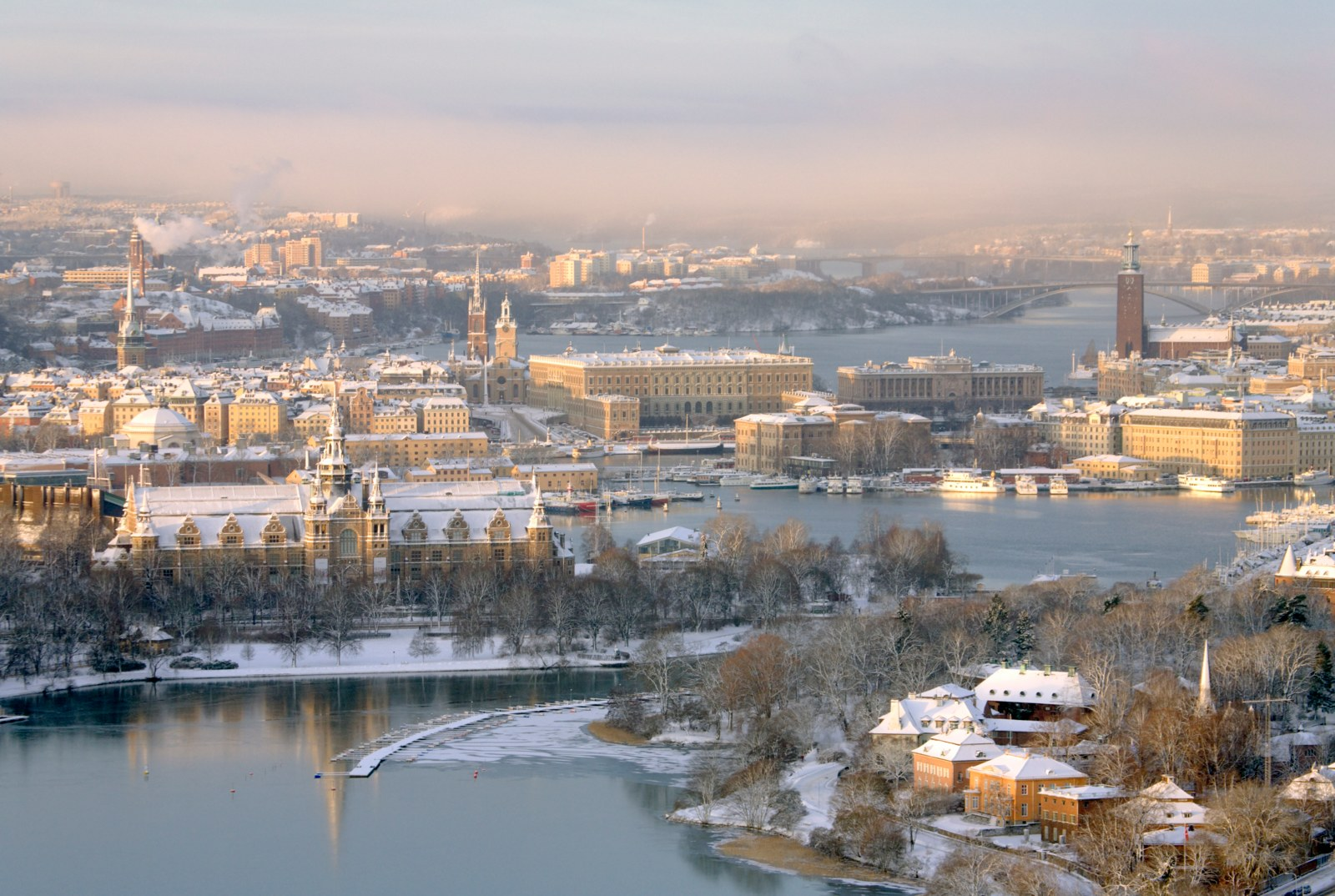 Stockholm view