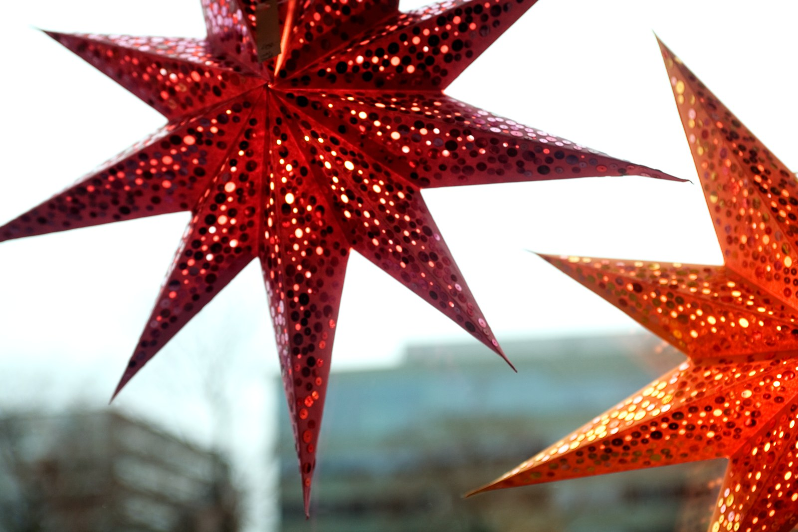 Advent star
