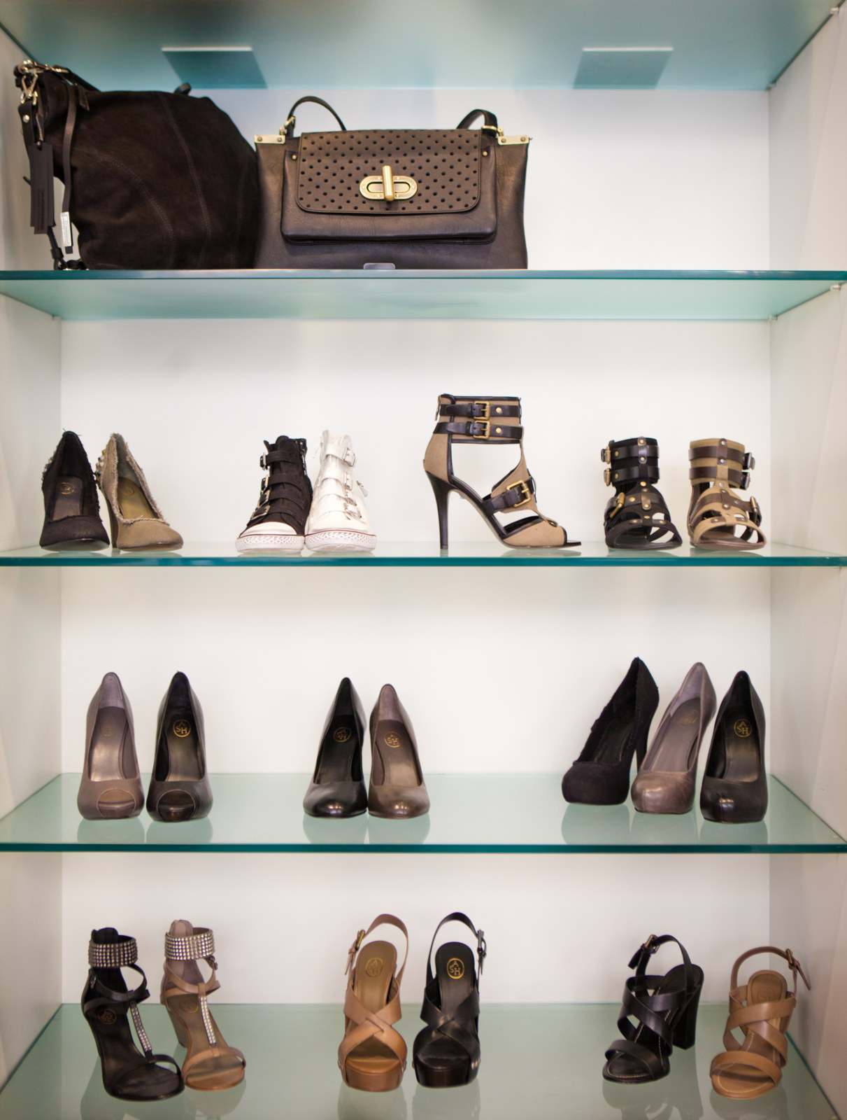 Shoe and bag store